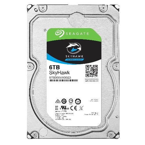 Жёсткий диск HDD ST6000VX0003