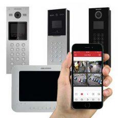 IP Домофон для многоквартирных домов | IP Domofon - intercom pentru apartamente