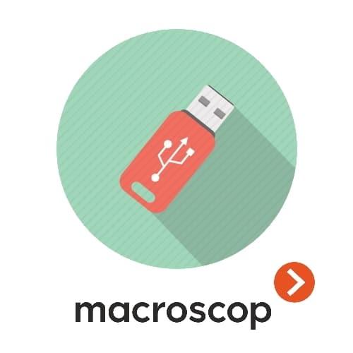 Macroscop USB