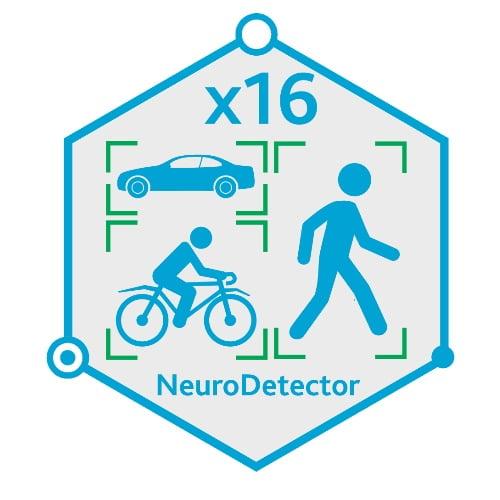 TRASSIR Neuro Detector 16