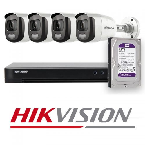 Hikvision HDTVI | icom.md