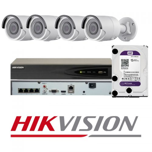 Hikvision IP 4MP | icom.md