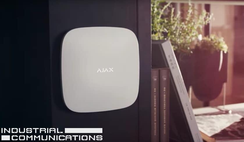 Настройка Ajax Hub