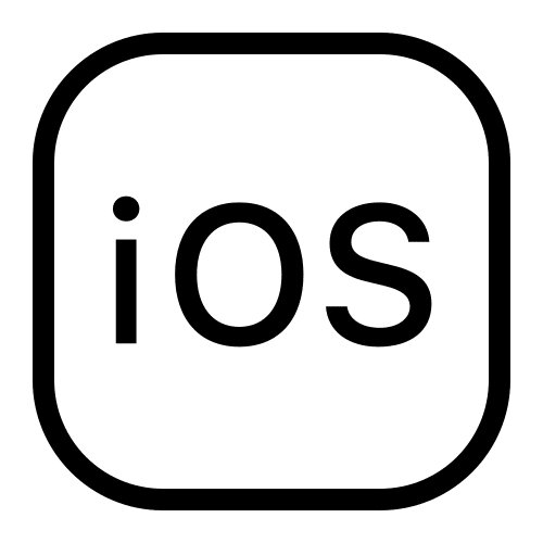 Это изображение имеет пустой атрибут alt; его имя файла - ios-logo.png